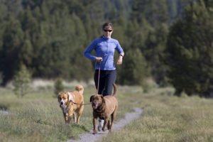 running-with-your-dog